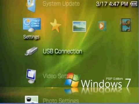 windows 8 psp themes free