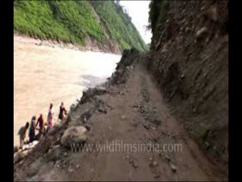 most dangerous roads in the world pakistan national geograph