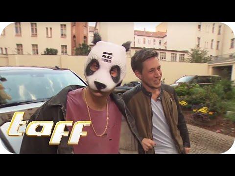 Stars in Cars mit CRO | taff | ProSieben