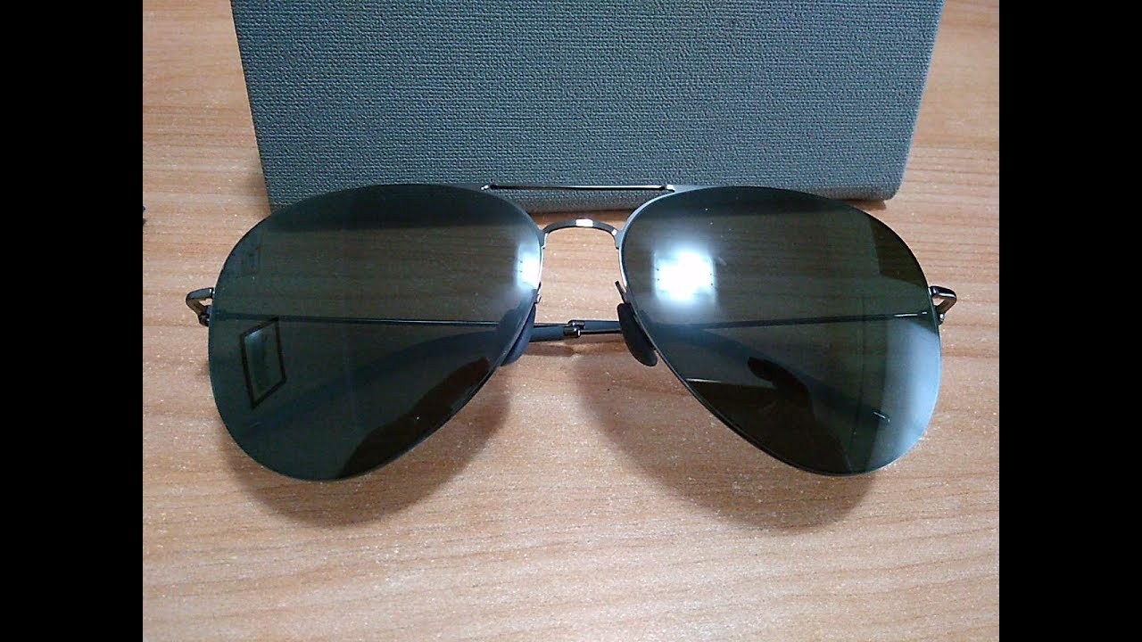 2eda6bf741 Xiaomi Anti-UV Polarized Sunglasses TS Nylon Lens from Gearbest ...