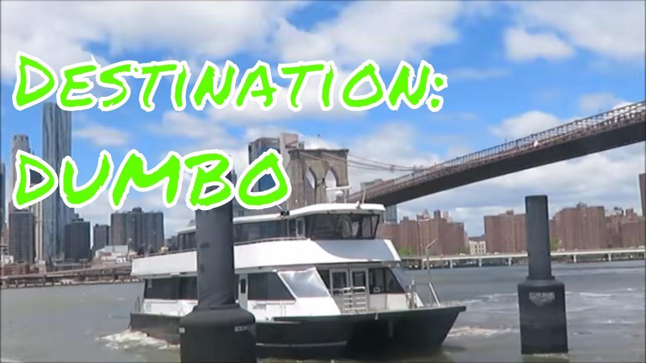 Chill Trip Grimaldi Pizza Travel Vlog Report - YouTube