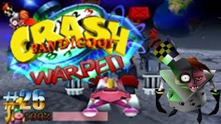 N Gin en el espacio/Crash Bandicoot: Warped #26