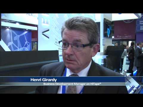 Hexcel Highlights Aerospace and Industrial Solutions at JEC Europe 2014
