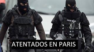 Atentados en París, qué está pasando????