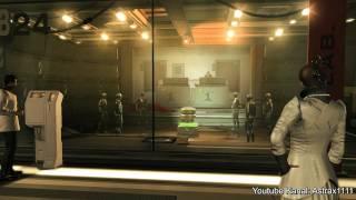 Gameplay # Deus Ex Human Revolution # 01 - German / Deutsch (HD 1080p)