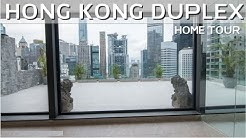 Duplex Apartment | Home Tour | Qi-Homes | Hong Kong Property
