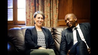 Thislife Online: Mmusi Maimane with Natalie: Drive Your Own Normal