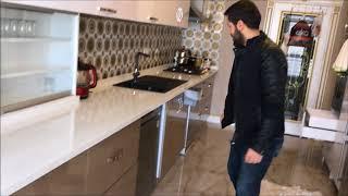 modern mutfak dolapları 2018 modelleri