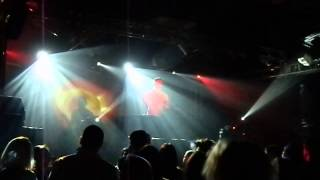 Yonderboi - She Complains and Roast Pigeon - Live in Waiting Hall 07.09.2013