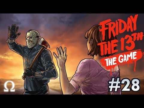 SECOND SHACK FOUND, JASON SAYS GOODBYE! | Friday the 13th The Game #28 Ft. Friends