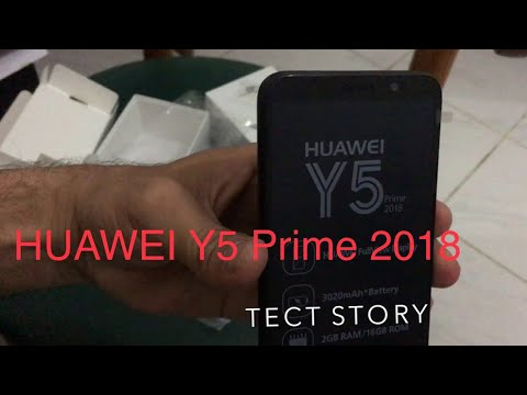 Huawei Y5 Prime 2018 Price In Bangladesh, Specification, Features