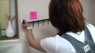 Repeat youtube video 吉中直美の収納スタイル: クローゼットDIY編
