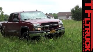 2005 Chevy Silverado VGR: Viewer Guest Review