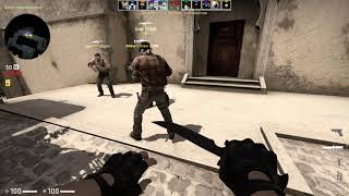 CS GO / CSGO / КС ГО / Counter Strike: Global Offensive / See play / игры / стрим / 16+ #61