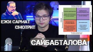Ежи Сармат смотрит: Соколовский   Ты левак или правый?