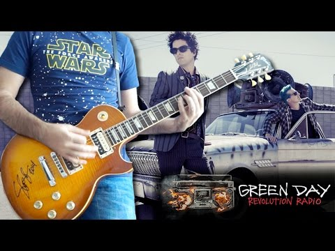 Revolution Radio - Instrumental Guitar Cover (Green Day) HD
