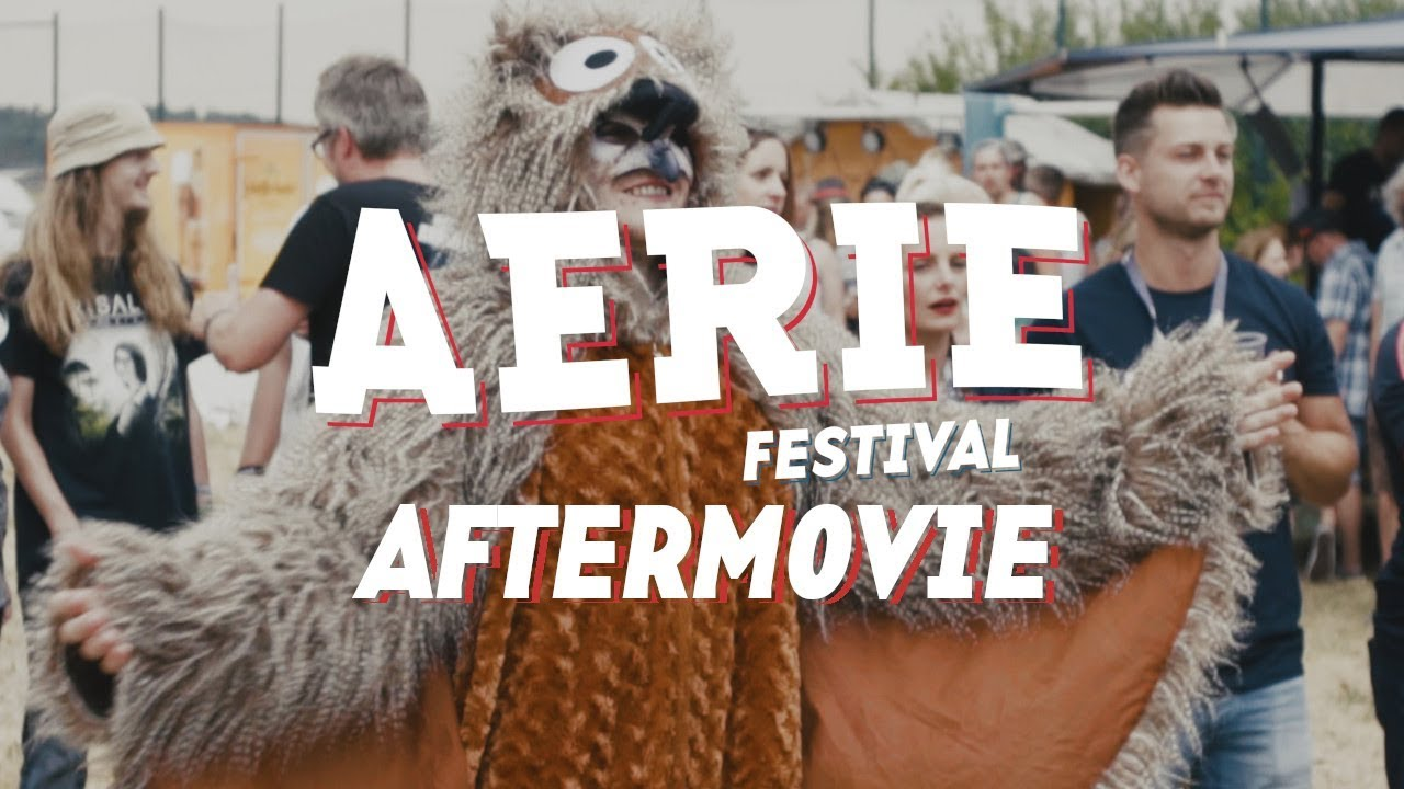 Aerie Festival 2018 Official Aftermovie