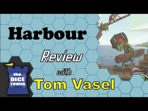 Harbour Review - with Tom Vasel