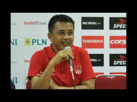 Post Match Conference Persis Solo Setelah Kalah dari Persiraja Banda Aceh