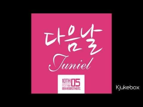 [2014.04.16] JUNIEL - The Next Day single (FULL+DL)