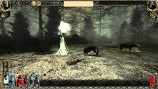 Disciples III: Resurrection gameplay
