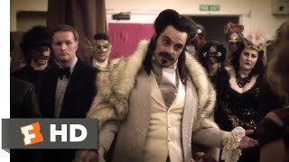 What We Do in the Shadows (2015) - Party Fight Scene (8/10) | Movieclips