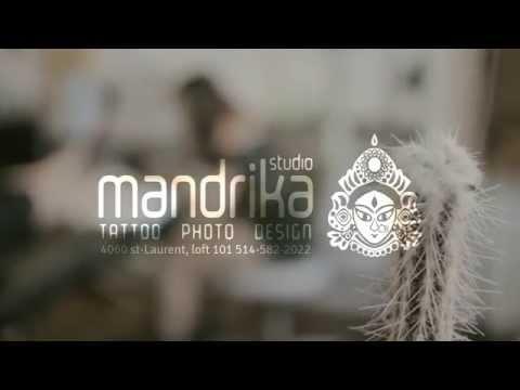 MANDRIKA TATOO montreal tattoo shop