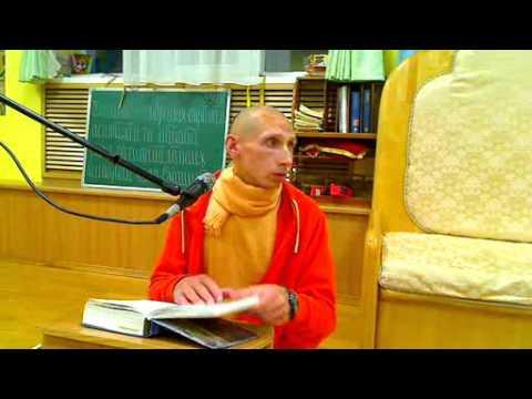 Бхагавад Гита 2.54 - Абхай Чайтанья прабху