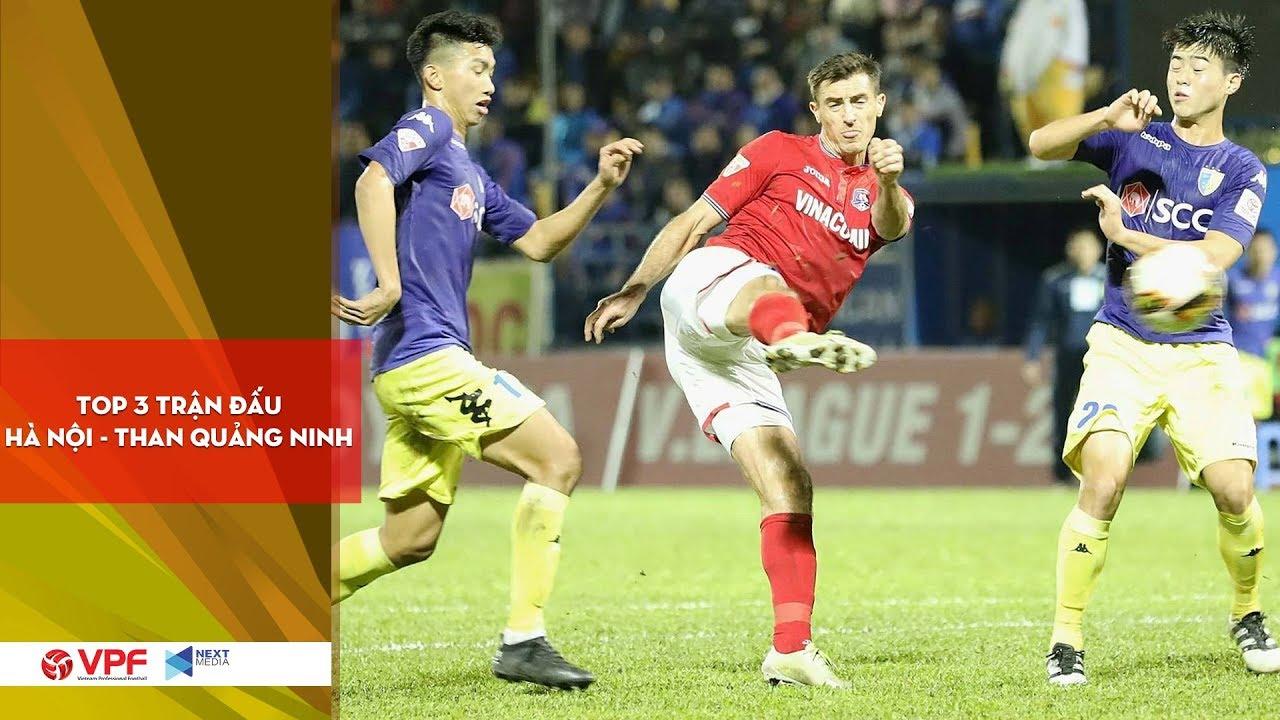 Hà Nội FC – Than Quảng Ninh | Top 3 màn đôi công mãn nhãn nhất lịch sử V.League | VPF Media