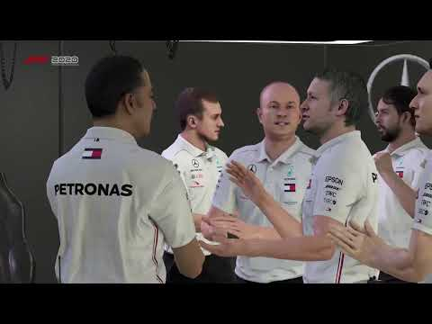 Download F1 2020 Silverstone Practice