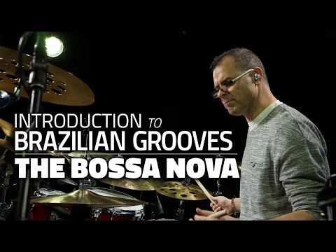 The Bossa Nova - Introduction To Brazilian Grooves (Drum Lesson)