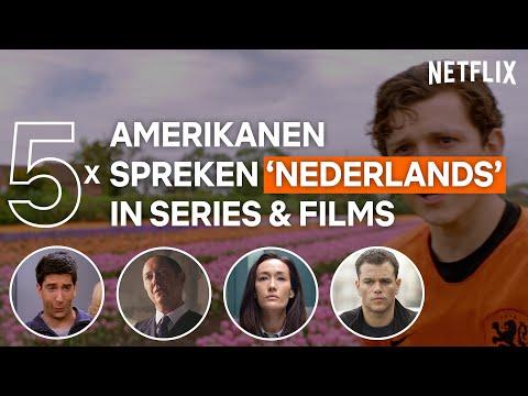 5x Nederlands in buitenlandse series 🇳🇱   Netflix
