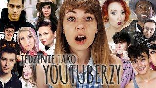 Jedzenie jako youtuberzy + reakcje  JDABROWSKY i OLSIKOWA