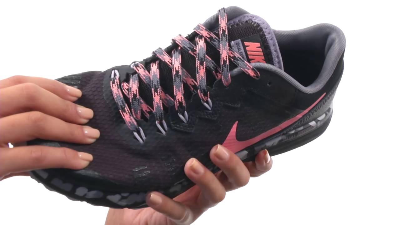 e5568164039f Nike Dual Fusion Trail 2 SKU  8636625 - YouTube