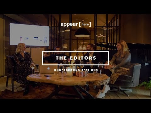 The Editors: Mr Porter, Semaine and Sunday Times Style