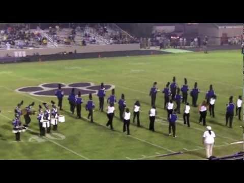 Haywood High School Marching Band Spotlight - September 21, 2012