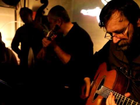 Gypsy jazz / Hot Club of Belgrade / Cekaonica / 12.02.2013