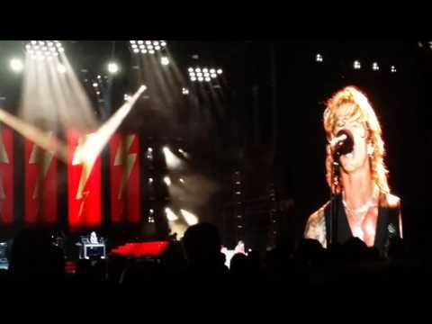 """""""Raw Power"""" – Duff McKagan/Guns N' Roses Live 2016"""