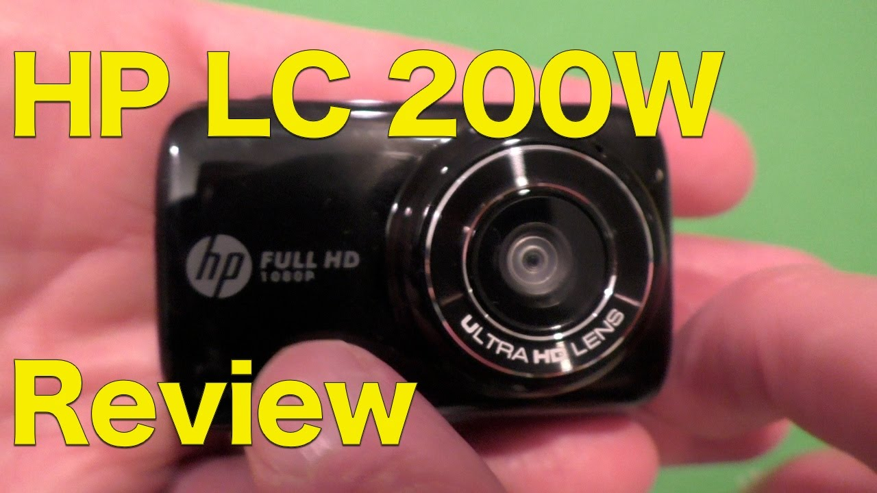 HP LC 200W Mini Wifi Camera Review, A New Way to Take Selfies? - YouTube