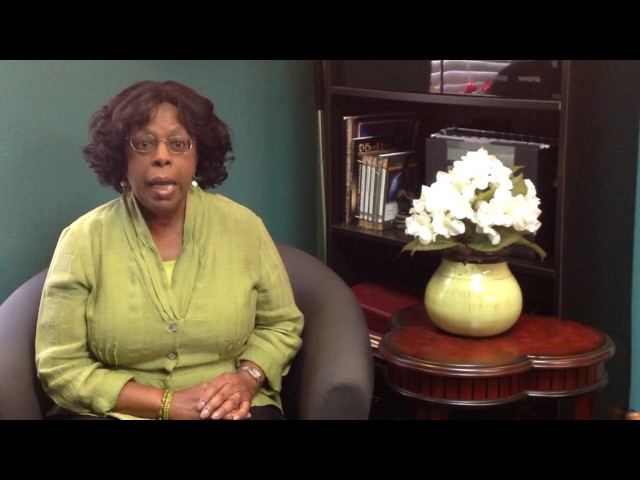 Pastor Anita Hill: Healed from MCS EI