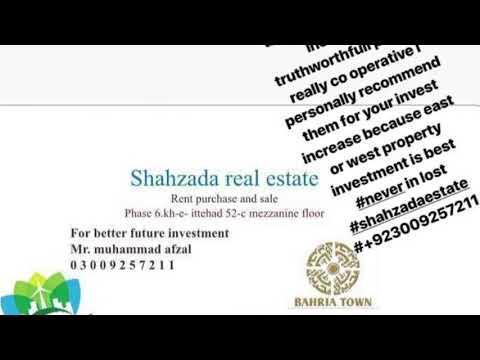 DHA karachi DHA city BAHRIA TOWN karachi best investment opportunity :) call us +923009257211