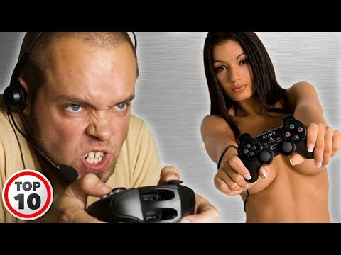 Top 10 Types Of Gamers