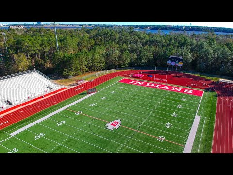 Biloxi High School Campus Biloxi Ms Youtube