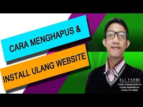 cara-instal-ulang-website-wordpress
