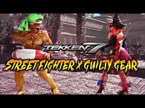 STREET FIGHTER X GUILTY GEAR?!: WEEK OF AKUMA! Tekken 7 - Online Ranked Matches
