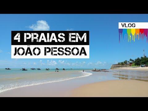 Praias de João Pessoa | Vlog | OSDM