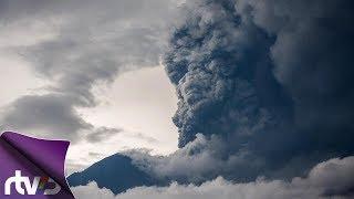 Вулкан на Бали - новое извержение впереди?