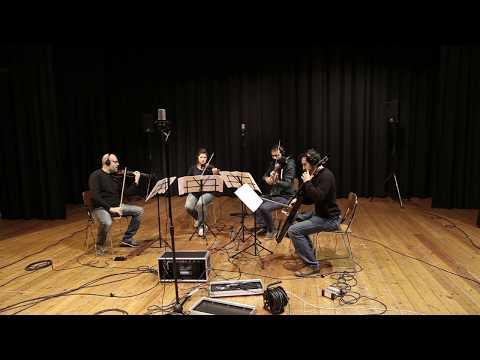 Quartetto ARTEMISIA -  Chiel Meijering: Caixa De Dolços