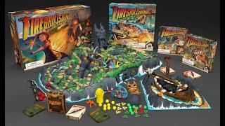 Fireball Island The Curse of Vul-Kar RECENSIONE ITA