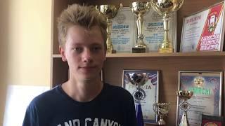 Глеб Иванов ученик судомодельного спорта